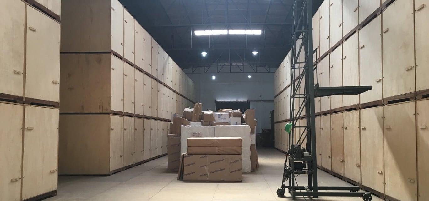 guarda moveis em brasília-DF - armazenagem para seus móveis
