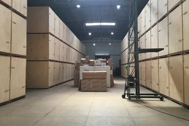 empresa de armazenagem, guarda móveis